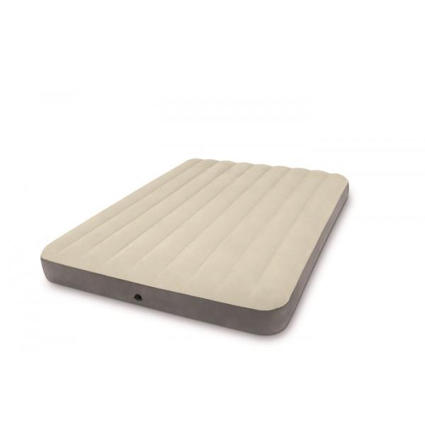 Materasso gonfiabile Intext Downy Fiber-Tech 2 persone XL