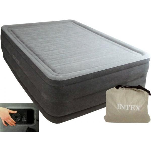 Letto gonfiabile Intex Comfort Plush High 2 persone