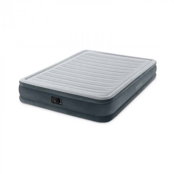 Materasso gonfiabile elettrico a 2 piazze Intex Grand Confort