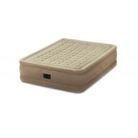 Materasso gonfiabile elettrico a 2 piazze Intex Ultra Plush Fiber-Tech