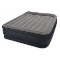 Materasso gonfiabile elettrico a 2 piazze Intex Rest Bed Deluxe Fiber-Tech