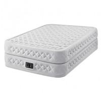 Materasso gonfiabile elettrico a 2 piazze Intex Supreme Bed Fiber-Tech